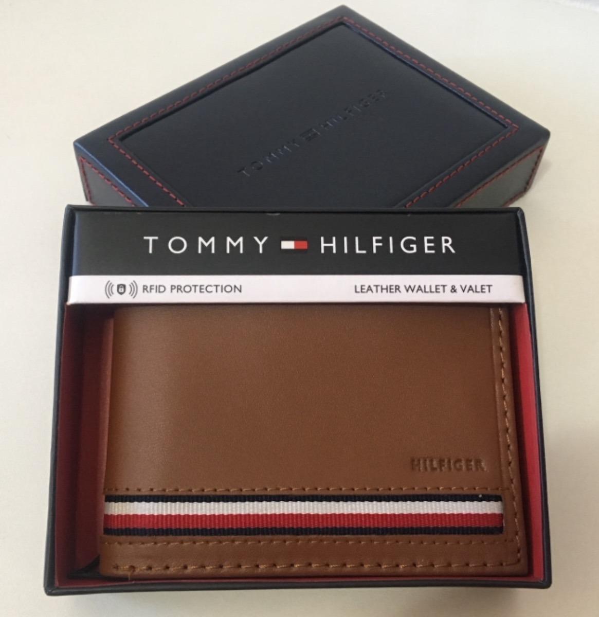 0d55d7bf0e Carteira Masculina Tommy Hilfiger Caramelo - Cod 245 - R$ 169,00 em ...