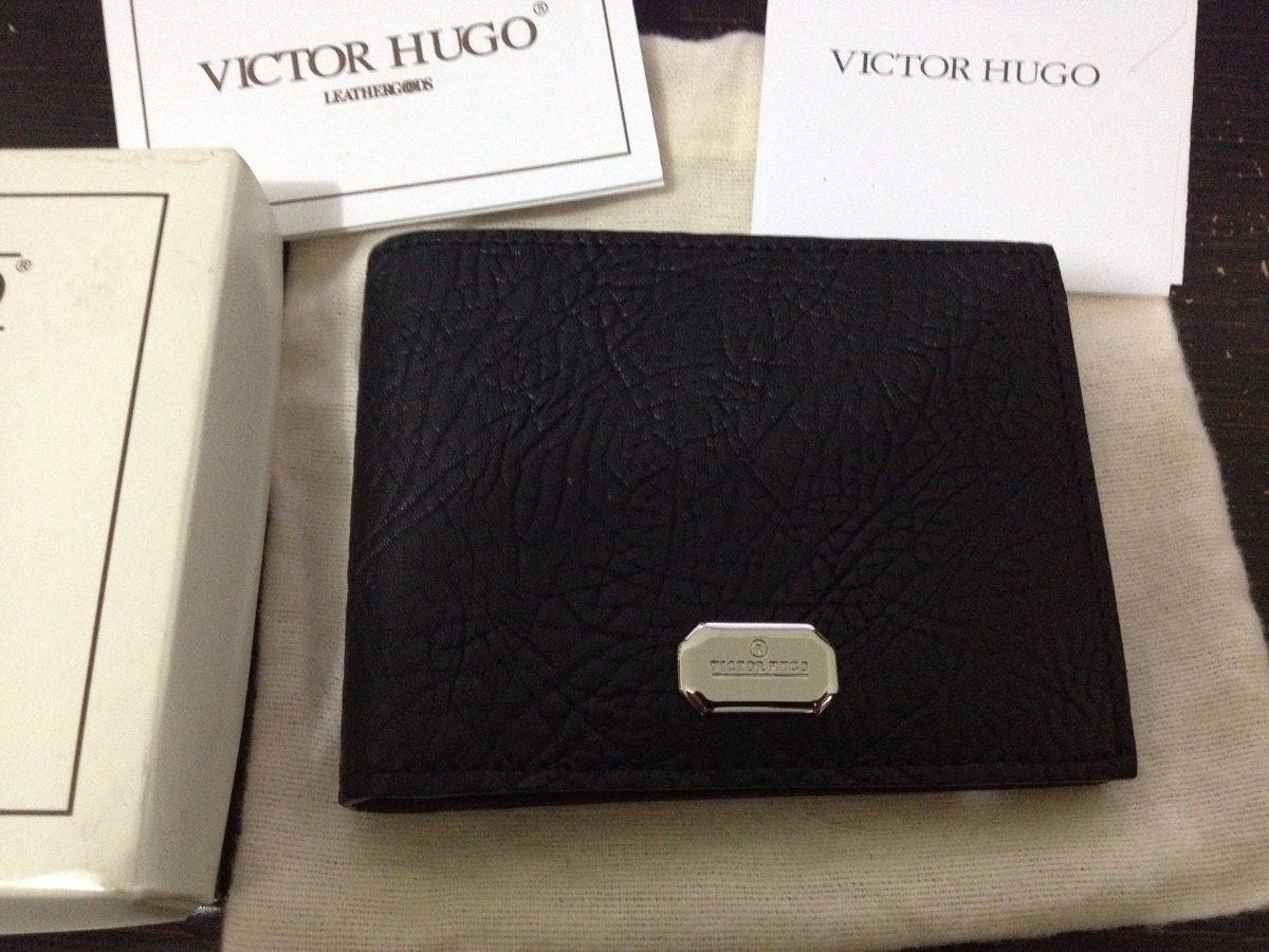 Carteira Masculina Victor Hugo - R  335,00 em Mercado Livre dbb3031be7
