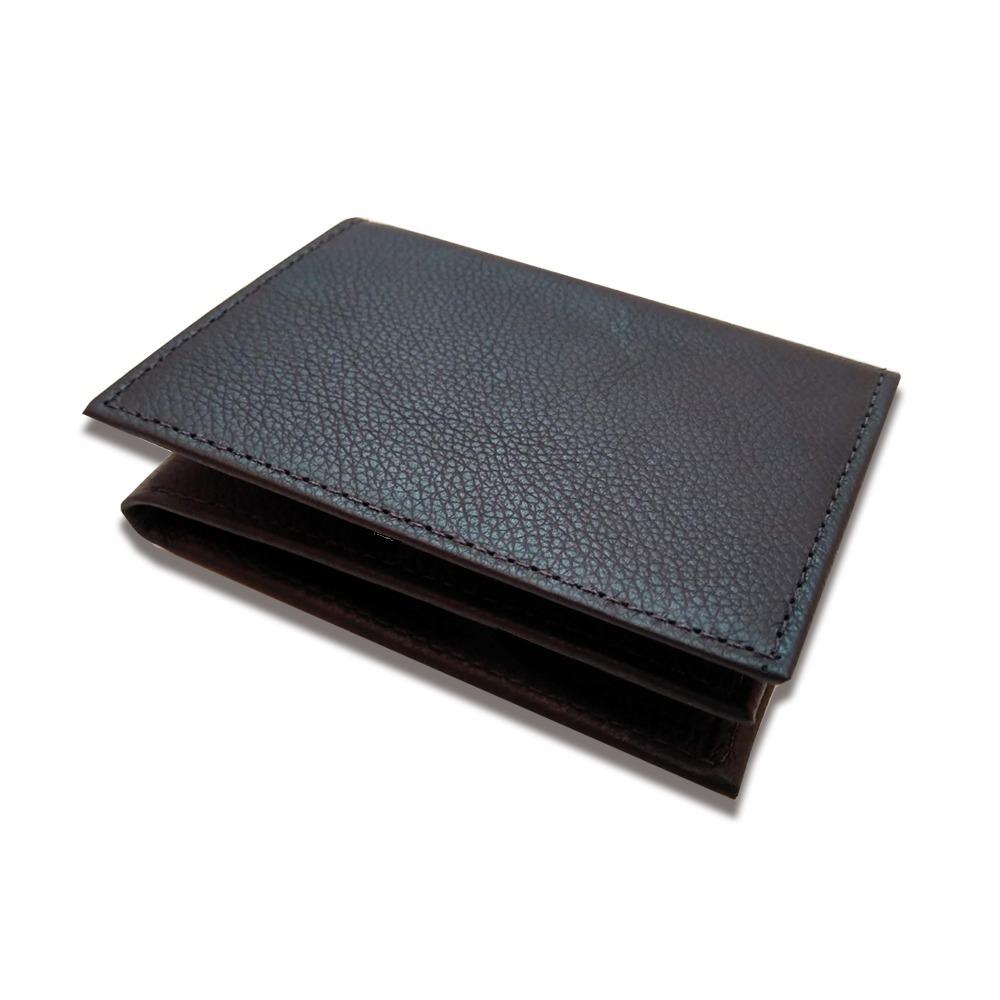 9e64f0acd carteira masculino couro com porta cnh presente dia dos pais. Carregando  zoom.