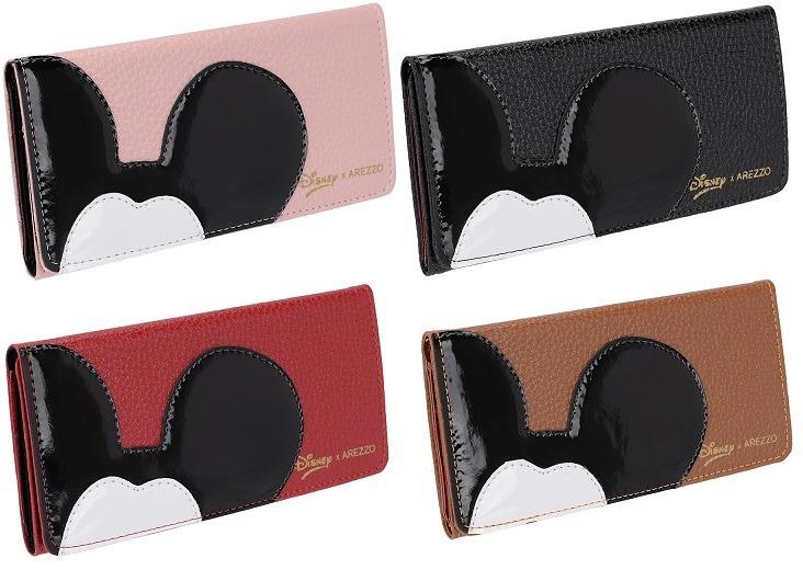 80efc983fd Carteira Mickey Mouse Disney Coleção Arezzo Nova Lançamento - R  30 ...