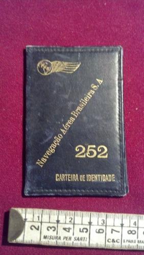 carteira navegação aérea brasileira 1950 c7.1