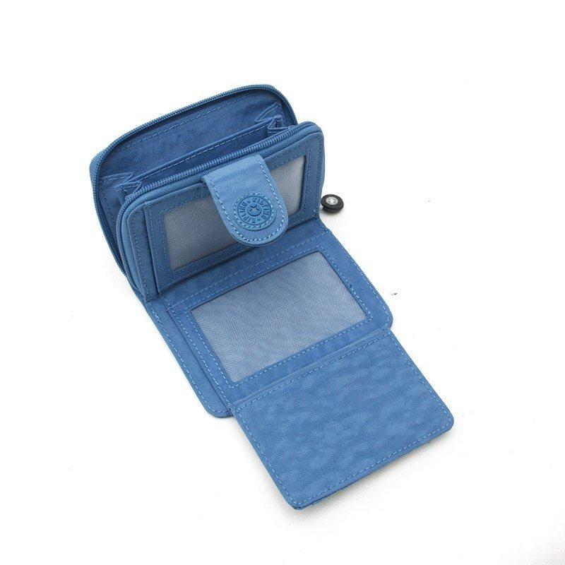 11099b8c8 Carteira New Money Azul Imperial Blue Kipling - R$ 249,00 em Mercado ...