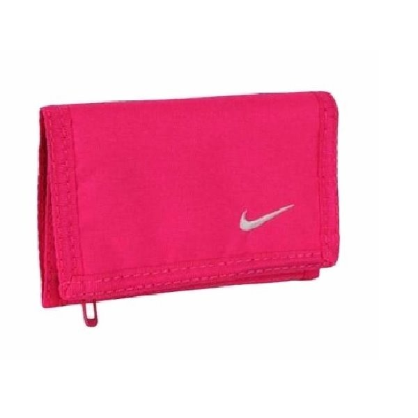 bd94995b3 Carteira Nike Basic Nylon Wallet ( Vermelha Clara ) - R$ 78,00 em ...