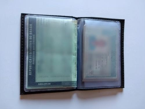 carteira porta documentos puma