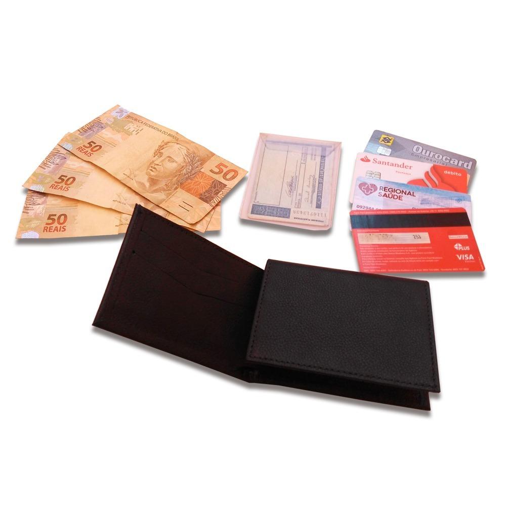 0f4eba96e Carregando zoom... porta dos carteira. Carregando zoom... carteira  masculino slim com porta cnh presente dia dos pais