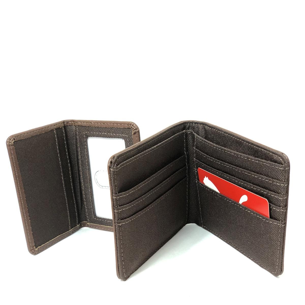 0389fd24f3e3c carteira puma couro + mini-carteira pm 16. Carregando zoom.