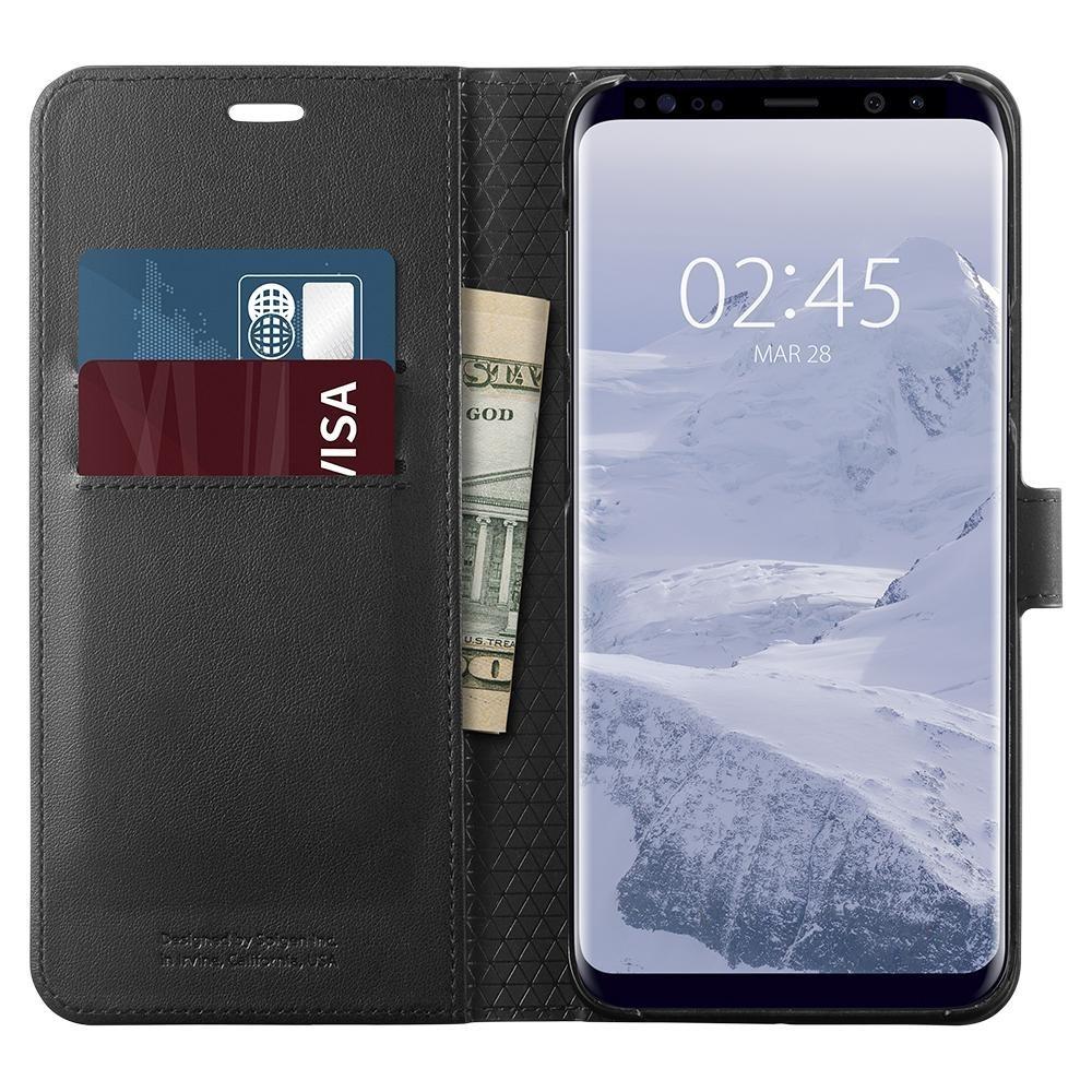 huge selection of e0998 35080 Carteira Spigen Galaxy S9 Plus + 2x Película Spigen Neo Flex