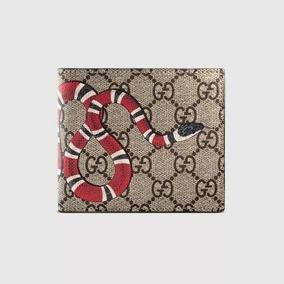 231538eecfea5 Carteira Gucci - Carteiras Masculinas Couro no Mercado Livre Brasil