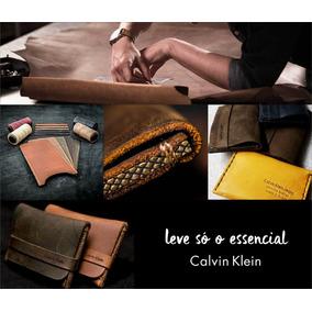56baa571cbbdb Carteira Calvin Klein Trifold - Carteiras Masculinas no Mercado ...