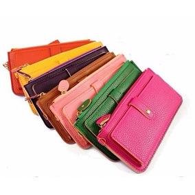 8b0777767 Carteira Feminina Costurada Sbc Colors - Calçados, Roupas e Bolsas ...