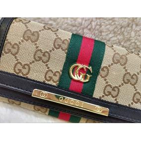 ed14c236c Gucci - Carteiras Femininas Marrom no Mercado Livre Brasil