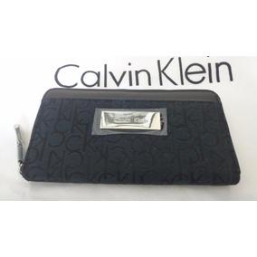 aec8600fbf697 Carteira Replica Calvin Klein no Mercado Livre Brasil