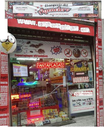 cartel 2 quinielas para agencias loteria en congreso emporio
