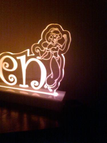 cartel acrilico decoracion