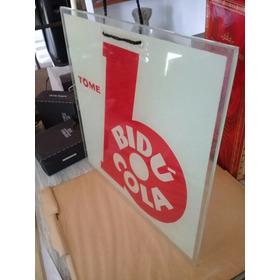 Cartel Bidu Cola