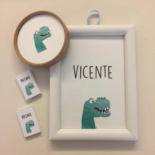 cartel clinica sanatorio bebe nacimiento cuadrito bienvenida