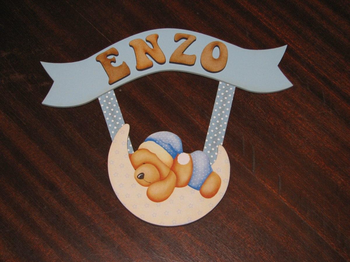 Regalos Bebe Con Nombre.Cartel Con Nombre Para Bebe Baby Shower Regalo De Nacimiento