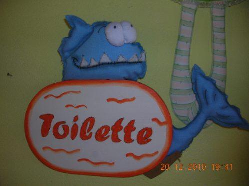 Cartel con nombre para el lavabo ba o o toilette 660 00 en mercado libre - Cartel bano ...