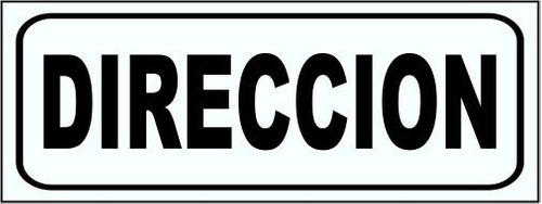 cartel cuidado escalón informes alto impacto 14x30