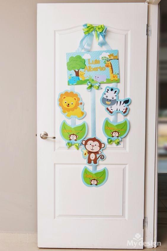 Cartel de bienvenida para bebe nacimiento bodas y 15 a os - App decoracion hogar ...