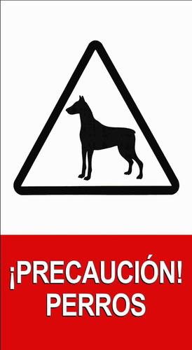 cartel de chapa prohibido estacionar - 20 x 28 cm