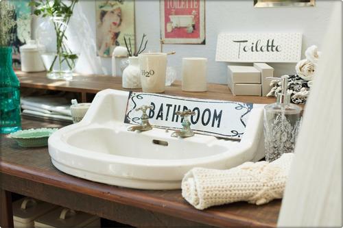 cartel de chapa vintage baño bathroom toilette laundry lavadero kitchen cocina