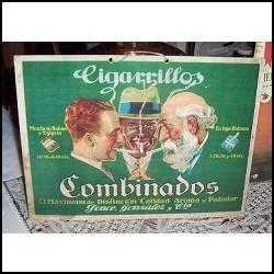 cartel de cigarrillos combinados.