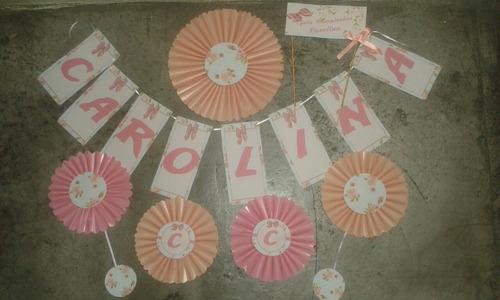 cartel de nacimiento recuerdos decoración