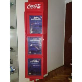 Cartel De Pie Coca Cola