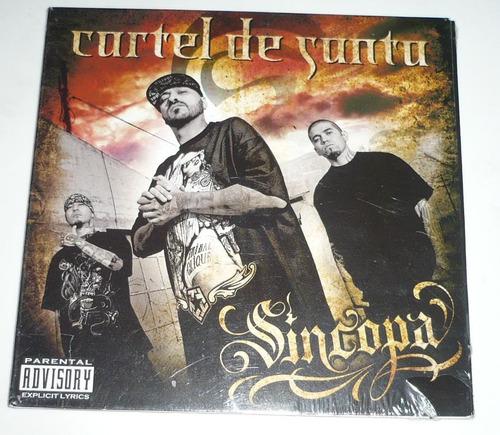 cartel de santa cd single sincopa