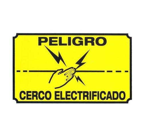 cartel de señal indicador de peligro