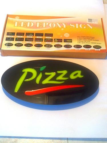 cartel led pizza