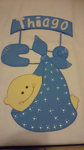 cartel maternidad , baby shower, dormitorio