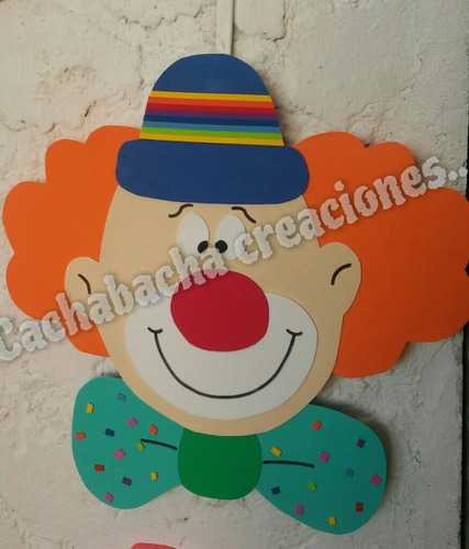 cartel payaso