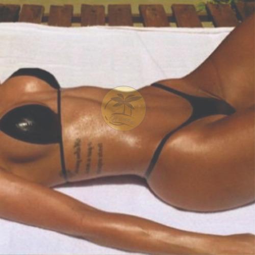 cartela kit 9 biquini adesivo bronzeamento natural +fita