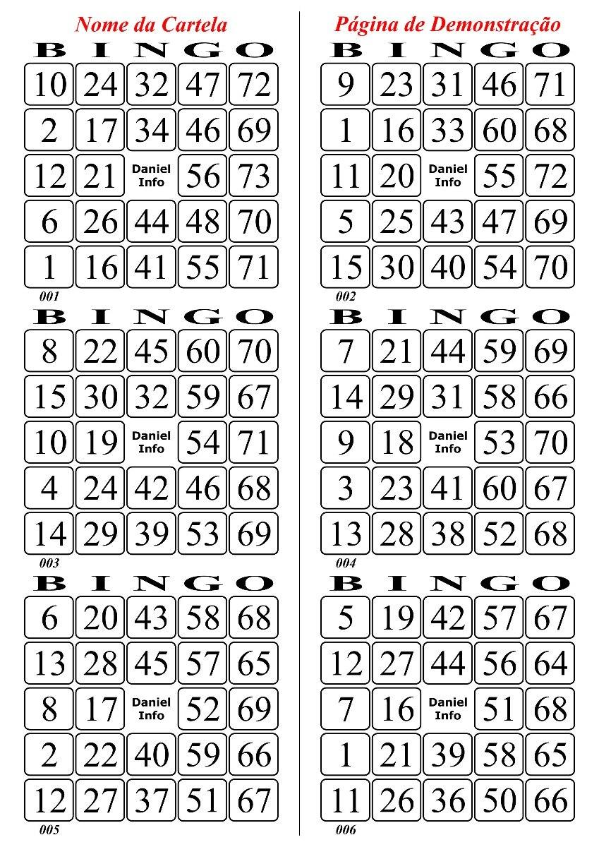 Paginas Web De Bingo