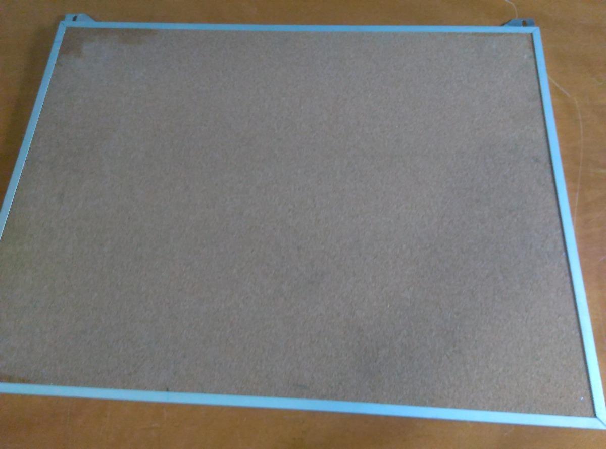 Cartelera De Corcho 40x60 Cm - Marco Aluminio - Bs. 25.000.000,00 en ...