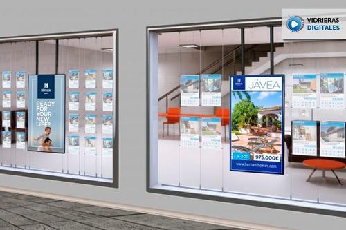 carteleria digital - pantallas - locales - digital signage