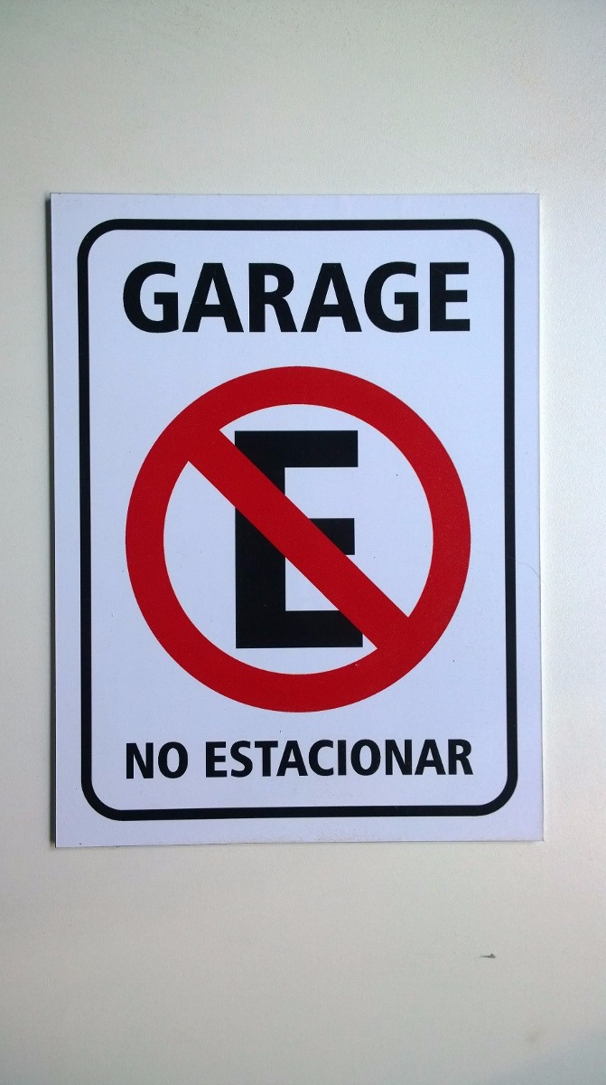 Carteles cuidado perro prohibido estacionar abierto etc for Garage jm auto audincourt