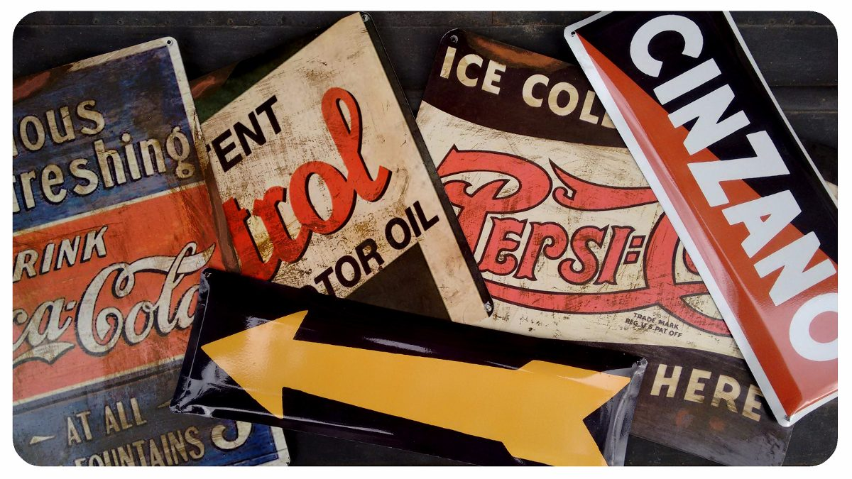 Unigue y carteles vintage