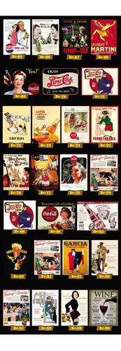 carteles de chapa personalizados y vintage 20x30cm