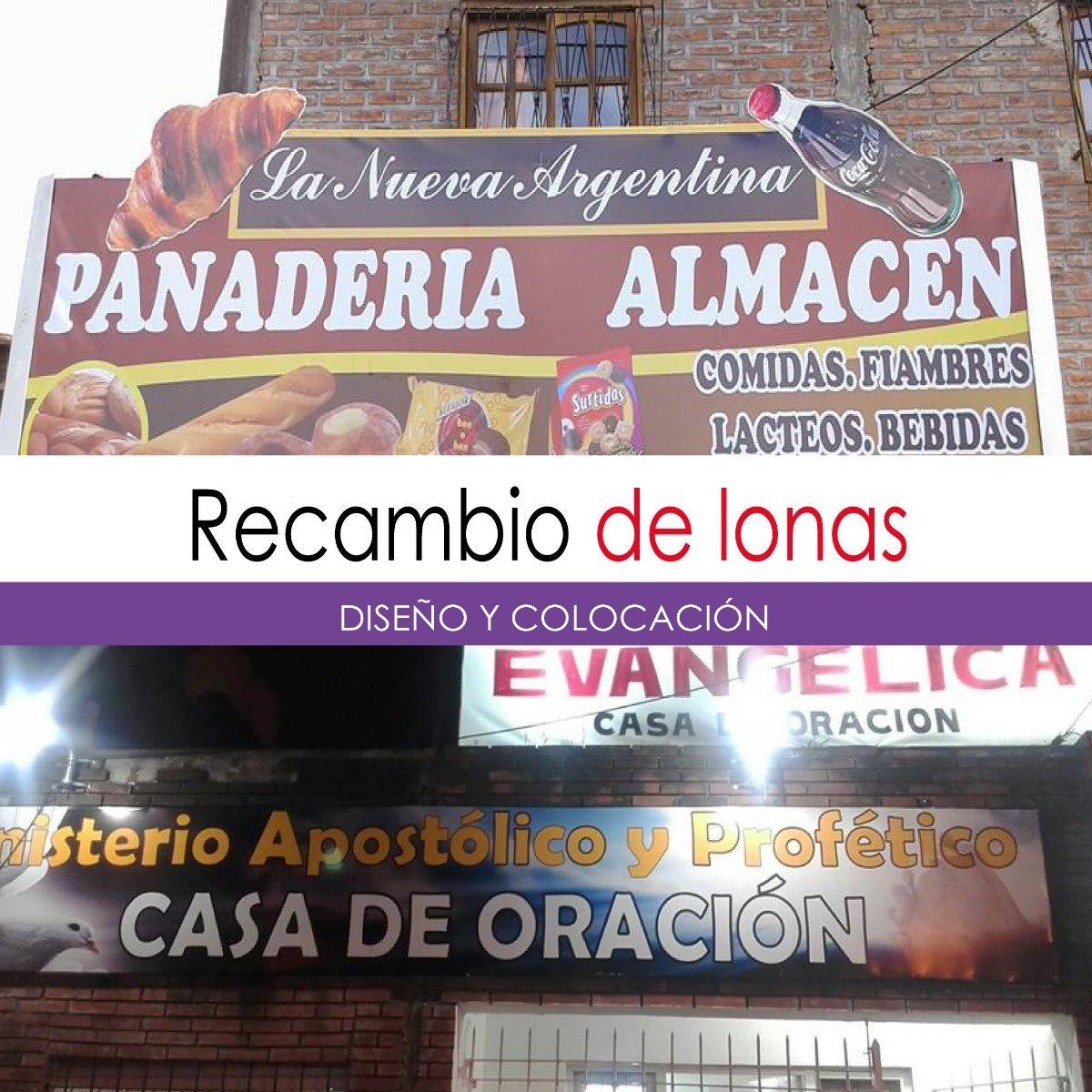 Carteles De Lona - Ploteos De Vidrieras Zona Norte Tigre - $ 15,00 ...