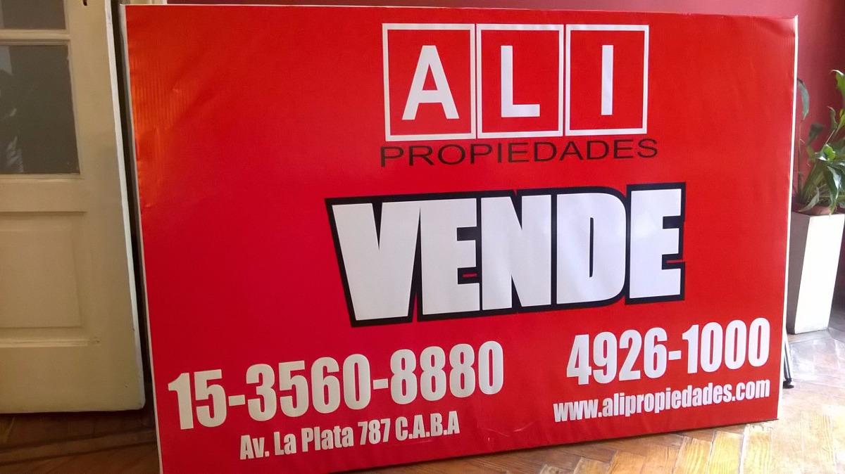 Carteles Lona Impresa Con Bastidor Madera 1x1 Mtrs - $ 700,00 en ...