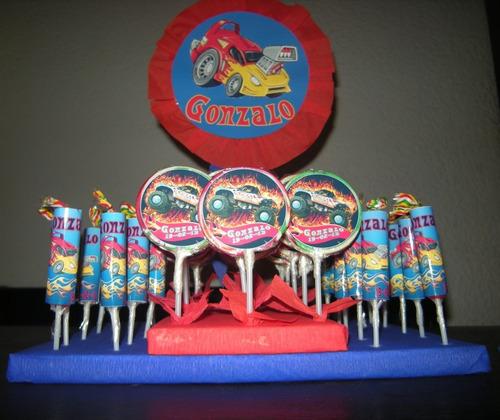carteles, torre para cupcakes, chupetineros y mas!!