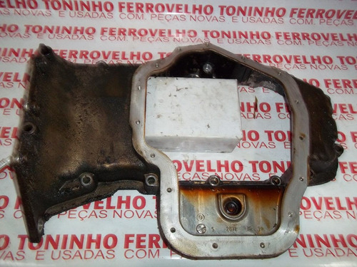 carter aluminio motor gm vectra 2.2 8v original