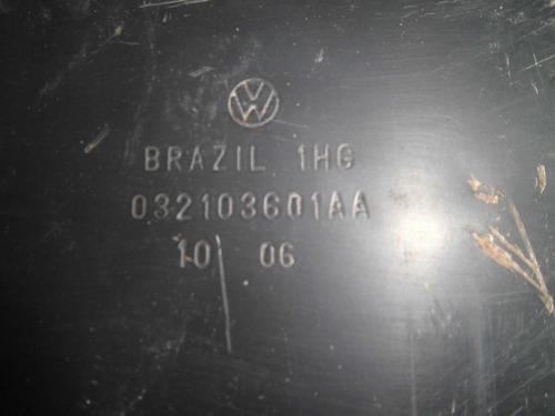 carter bandeja aceite inf motor vw fox spac polo 1.6 4 cil