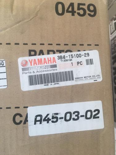 carter completo grizzly 700 original yamaha 3b41510029