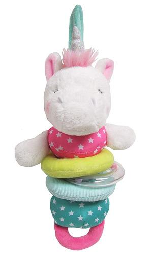 carter jingle de desarrollo del juguete, unicornio
