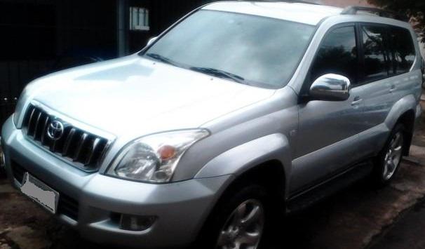 Carter Motor Sucata Toyota Land Cruiser Prado 3.0 2003/2009