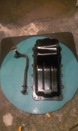 carter y coladera de aceite f-150. 4.6l